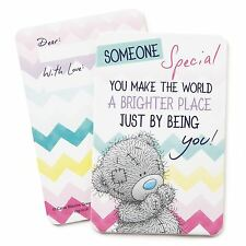 Me to You Someone Special Keepsake Card & Envelope Cute Gift - Tatty Teddy