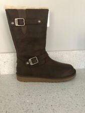 Brand New Kensington Ugg chocolate Brown Boots Size 3