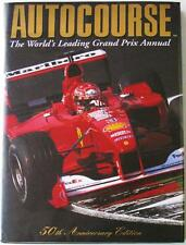 AUTOCOURSE 2000-2001 THE WORLD'S LEADING GRAND PRIX ANNUAL ALAN HENRY