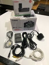Canon EOS 350D / Digital Rebel XT 8.0MP Digital SLR Camera - Black (Kit w/ EF-S
