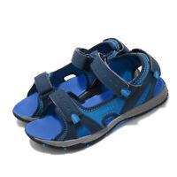 Merrell Panther Sandal 2.0 Navy Blue Grey Kid Preschool Sports Sandals MK262993