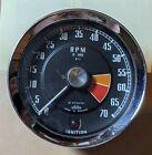 MG MGA 1500 1600 Original OEM JAEGER Tachometer Tach RPM Gauge RN 2350/01