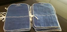 20 Hagerty Silversmiths Tarnish Preventing Cloth Bags Preowned