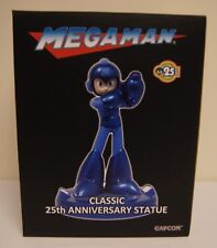 "New! Mega Man 25th Anniversary SDCC 2013 Exclusive 10"" Classic Statue by Capcom"