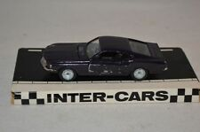 Inter Cars 102 Ford Mustang in good original condition with plint 1:43