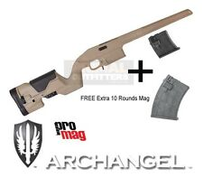 ProMag Mosin Nagant Archangel Tactical Stock Tan AA9130-DT + 10rd AA762R Mag NEW