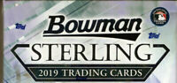 2019 Bowman Sterling #1-100 U PICK FROM LIST *Free Shipping* Complete Your Set