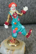"""Ron Lee - 5"""" Clown (including base)"""