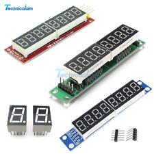 8 Digit LED Display Digital Tube MAX7219 7 Segment  For Arduino Raspberry Pi