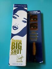 Maybelline The Colossal Big Shot Volum'Express Mascara 229 Boomin In Blue