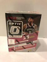 2019-20 NBA Panini Donruss Optic Blaster Box Target  Zion Sold Out Basketball