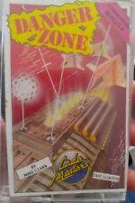 Danger Zone (Codemasters 1987) C16 / Plus 4 (Tape, Box, Manual) 100% ok