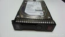 "HP Enterprise 3.5"" 7.2k SAS 3TB Hard Disk with caddy NEW , 846614-001 GEN8 +"