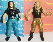 Christian & The Big Show WWE Titan Tron Live Jakks Action Figure Lot Series