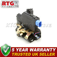 Door Lock Actuator Front Right Fits VW Polo Transporter Seat Ibiza Skoda Fabia