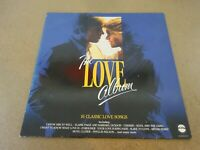 The Love album Original LP Album Record Vinyl