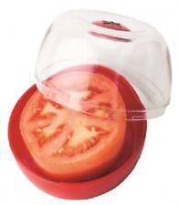4x Howards FRESH FLIP PODS 9x9cm Dishwasher Safe, BPA Free TOMATO