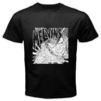 New THE MELVINS Hard Metal Rock Band Men's Black T-Shirt Size S M L XL 2XL 3XL