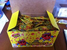 Cola Millions Mini Tubes X5 Retro Sweets Vegetarian Approved