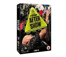 Official WWE The Best of Raw After The Show DVD - 3 disc