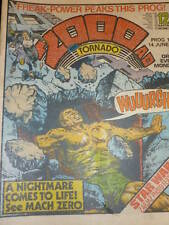 2000 AD & TORNADO Comic - PROG No 165 - Date 14/06/1980 - UK COMIC