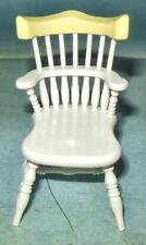 BEDROOM CHAIR  #017 DOLLHOUSE FURNITURE MINIATURES