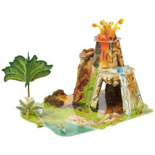 Papo Dinosaurs The Land of Dinosaurs Play Set 60600 NEW