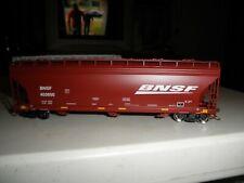 """BNSF  """" Swoosh""""       ACF 4650 covered hopper"""