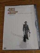 Brand new Jeremiah Johnson FACTORY sealed  (DVD, 1997) shelf#140
