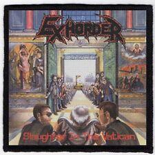 EXHORDER PATCH / SPEED-THRASH-BLACK-DEATH METAL