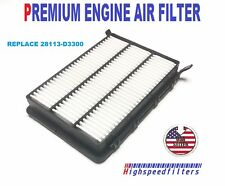 PREMIUM Air Filter FOR 2016 - 2018 HYUNDAI TUCSON Replace 28113-D3300