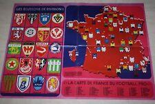 Ticket billet karte Ol Strasbourg AS Saint-Etienne ASSE Vert Coupe France 19 rar