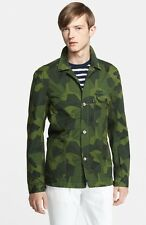 "JACK SPADE - Buckner Work Jacket Camo Size ""XL"" 100% Authentic Free Shipping"