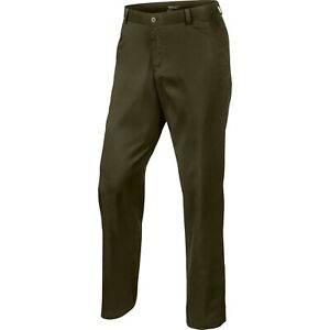 Nike CLOSEOUT 2016 Flat Front Men's Golf Pants | Was $82