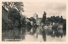 AK aus Bruck an der Leitha mit Schloss Prugg, Niederösterreich   (D42)