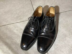 Excellent Brooks Brothers Peal and Co England Dress Shoes Men's Listed Sz 10.5 D