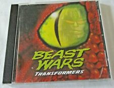 Beast Wars : Transformers - PC CD Computer game Disc Only Hasbro Interactive E