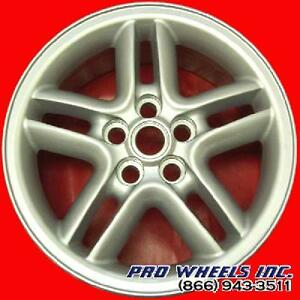 """LAND ROVER DISCOVERY RANGE ROVER 1999-2004 18"""" SILVER OEM WHEEL RIM 72152"""