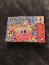 Kirby 64: The Crystal Shards (Nintendo 64, 2000)