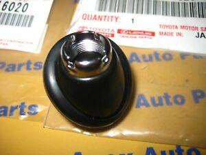 Toyota Tacoma Manual Antenna Nut Top Cap & RubberGenuine OEM 1995-2004 Tacoma