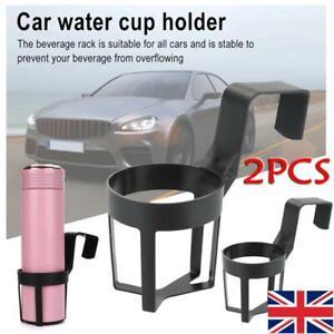 2 x Universal Car Truck Door Cup Mount Beverage Drink Bottle Holder Stand