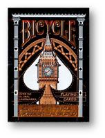 Bicycle - Architectural Wonders Jugando a las Cartas Póquer Juego de Cartas