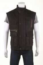 Woodland Leathers Brown Waxy Gilet 3XL TD081 RR 01