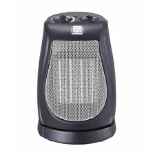 WarmWave Personal Electric Fan Heater with Oscillation (HPD15F-M-R)