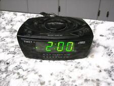Timex Alarm clock radio T227BQ Large led Display MP3 line in  AM FM Radio