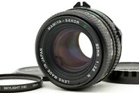 【N.MINT】 Mamiya Sekor C 80mm f/2.8 N Lens for M645 Super 1000S Pro TL From JAPAN