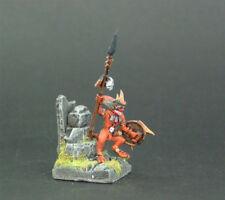 WFB - Lizardmen Hero / Chaman Painted & Customized by TMC Team
