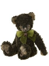 "Victor Plush Teddy Bear by Charlie Bears - 18"" CB191935B"