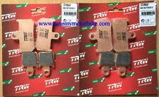 2 X TRW Lucas Bremsbeläge vorn MCB795SV Yamaha YZF R1 2007-2014 RN19 RN22