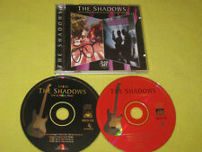 THE SHADOWS Live At Abbey Road / Live At The Liverpool Empire  2 CD Album Rock R